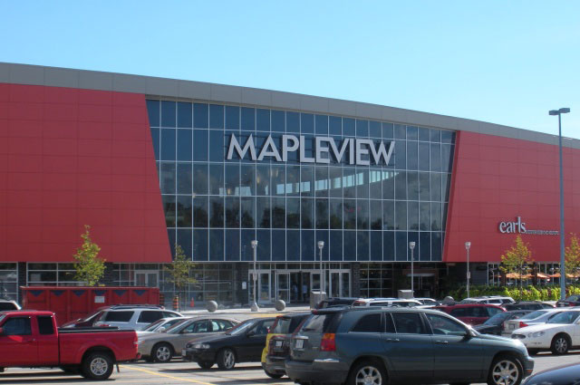 Mapleview Mall, Burlington